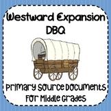 Westward Expansion/ Manifest Destiny DBQ