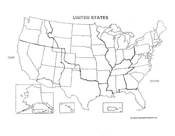 Westward Expansion Map Project