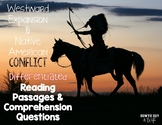 Westward Expansion & Native American Conflict Differentiated Nonfiction Passages