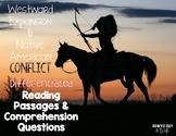 Westward Expansion & Native American Conflict Differentiated Nonfiction Passages