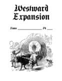 Westward Expansion Notes Packet / Mexican War (Version 1) (Graphic Organizer)