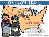 Westward Expansion: Oregon Trail {Differentiated Close Reading Passages}