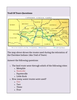 Westward Expansion Packet
