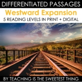 Westward Expansion: Passages - Print & Interactive Digital
