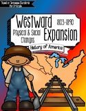 Westward Expansion: Physical & Social Change {TN SS Standards}