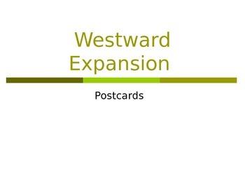 Westward Expansion Postcard