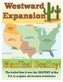 Westward Expansion Poster