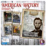 Civil War Poster Set