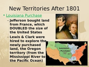 Westward Expansion PowerPoint