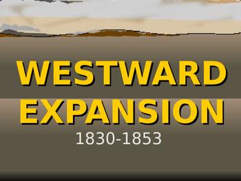 Westward Expansion Presentation