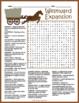 Westward Expansion Puzzle BUNDLE