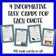 Westward Expansion - Task Cards & Literacy Strategies