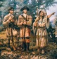 """Westward Expansion - Recreating the """"Lewis & Clark at the"""