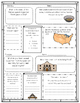 Westward Expansion Review for Morning Work, Homework, or C