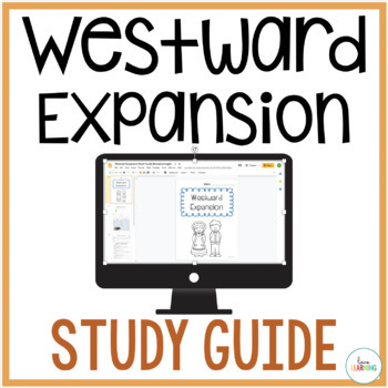 Westward Expansion Study Guide