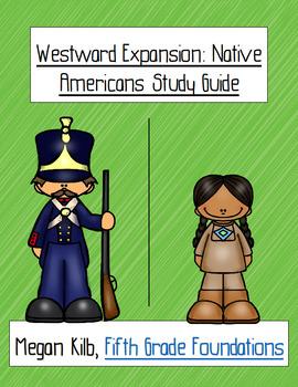 Westward Expansion Study Guides