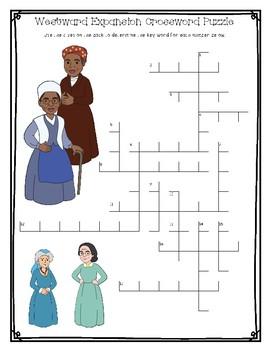 Westward Expansion/Suffrage/Abolitionists Crossword Puzzle Reviews