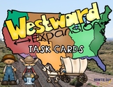 Westward Expansion Task Cards {Scoot}
