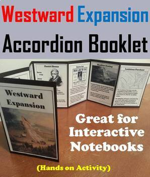 Westward Expansion Task Cards and Activities Bundle