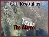 Westward Expansion: Texas Revolution