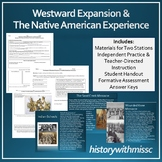 Westward Expansion & The Native American Experience