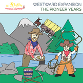 Pioneer Years | Westward Expansion Children's Play and Music - Instant Download