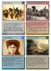 Westward Expansion Trading Cards, Bingo/Slideshow and Puzzle Combo