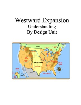 Westward Expansion Understanding by Design
