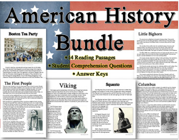 American History BUNDLE