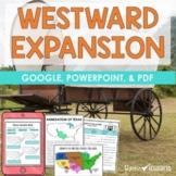 WESTWARD EXPANSION UNIT | Westward Expansion Test | Distance Learning