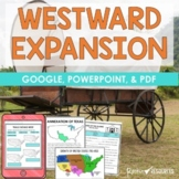 WESTWARD EXPANSION UNIT with Westward Expansion Test