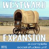 Westward Expansion Unit Bundle of Nonfiction Texts, Assessments, and Activities