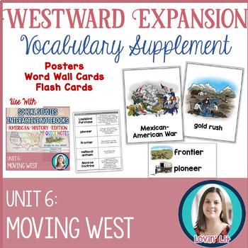 Westward Expansion Unit Bundle