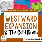 Westward Expansion Unit   Printable & Digital   Distance Learning
