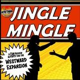 Westward Expansion Unit Jingle Mingle Fun, Review Activity