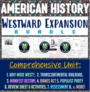 Westward Expansion Unit Resource Bundle