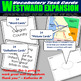 Westward Expansion Vocabulary Task Cards
