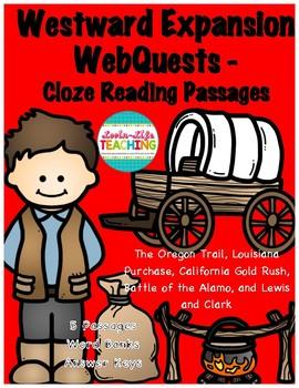 Westward Expansion WebQuests