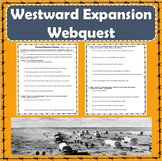 Westward Expansion Webquest