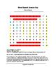 Daniel Boone Word Search (Grades 3-5)