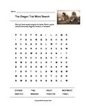 The Oregon Trail Word Search (Grades 3-5)
