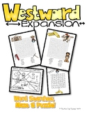 Westward Expansion Word Searches