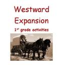 Westward Expansion activities
