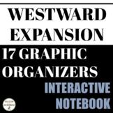Westward Expansion Manifest Destiny Digital Interactive Notebook