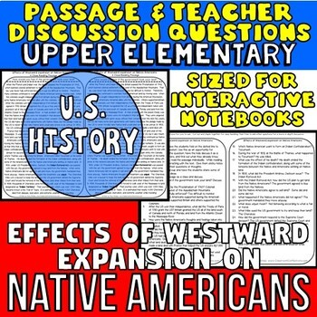 Westward Expansion and Native Americans: Effects on Native Americans