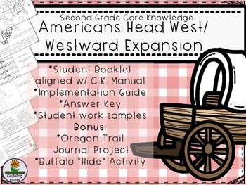 Americans Move West/Westward Expansion Second Grade Core K