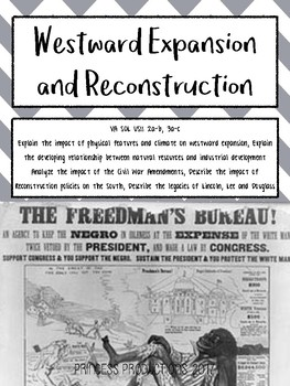Westward Expansion and Reconstruction