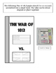 Westward Expansion and Reform Movement Interactive Noteboo