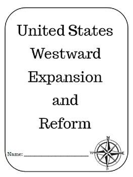 Westward Expansion and Reform Unit Plan