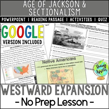 Westward Expansion of the 1800s, Manifest Destiny, Mexican-American War